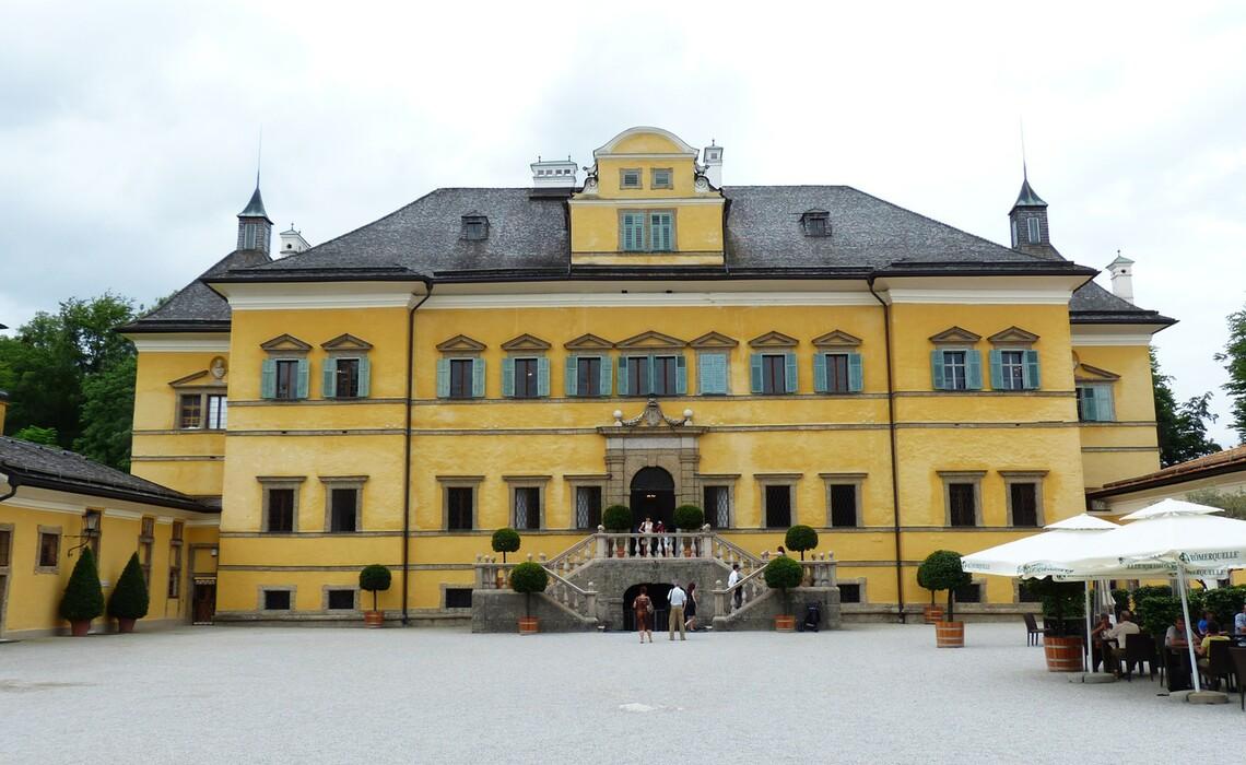 Schloss Hellbrunn 117445 1920